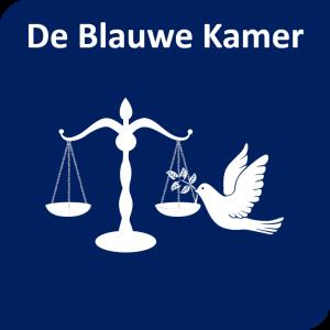 Logo De Blauwe Kamer